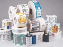 Self Adhesive Sticker Label for Lube Oil Industry